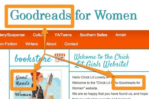 Goodreads for women