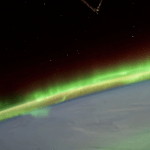 space earth time lapse photography