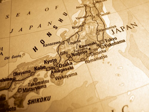 Japan. Big Stock Photo
