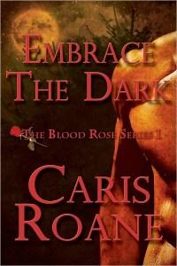 embrace the dark caris roane