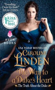 The Way to a Duke's Heart by Caroline Linden