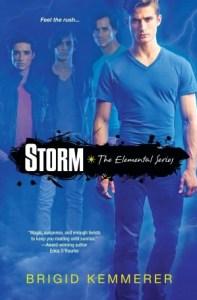 Storm (Brigid Kemmerer's Elemental Series #1) by Brigid Kemmerer