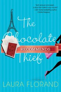 Chocolate Thief Laura Florand