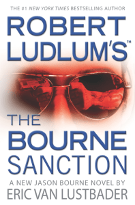 THE BOURNE SANCTION 	Eric Van Lustbader