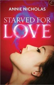 Annie Nicholas Starved for Love