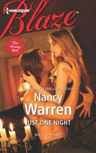 Just One Night by Nancy Warren