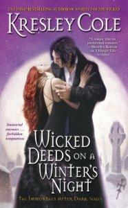 Wicked Deeds on a Winter's Night Kresley Cole