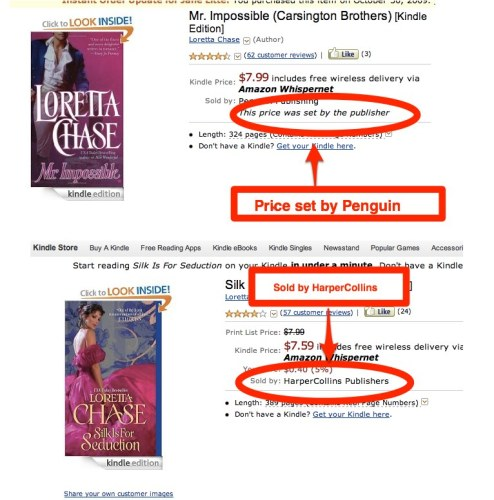 HarperCollins discounts