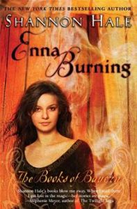 Enna Burning (Books of Bayern)