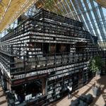 Norwegian library