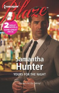 Yours for the Night Samantha Hunter