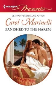 Banished to the Harem by Carol Marinelli
