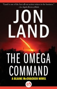 The Omega Command (Blaine McCracken Series #1)       by     Jon Land