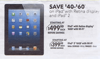 Black Friday Ad Best Buy