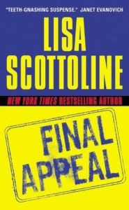 Final Appeal (Rosato and Associates Series #2)      by     Lisa Scottoline