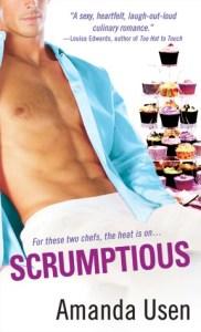 Scrumptious      by     Amanda Usen