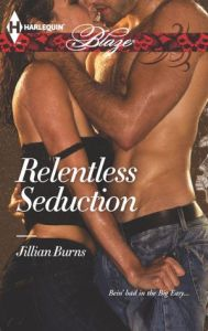Relentless Seduction by Jillian Barnes