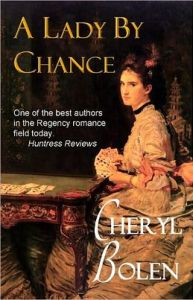 A Lady by Chance Cheryl Bolen