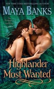 Highlander Most Wanted Maya Banks