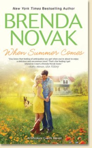 When Summer Comes (Whiskey Creek #3) by Brenda Novak