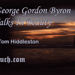 Tom Hiddleston reads Byron