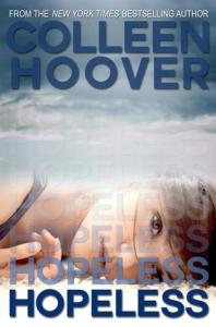 hopeless colleen hoover