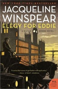 Elegy for Eddie (Maisie Dobbs Series #9)      by     Jacqueline Winspear