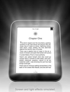 Nook Simple Touch with Glow Light