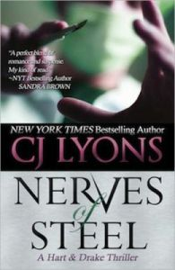 Nerves of Steel: Hart and Drake, Book #1 [NOOK Book]      by     C. J. Lyons