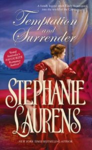 Temptation and Surrender (Cynster Novels)  by Stephanie Laurens