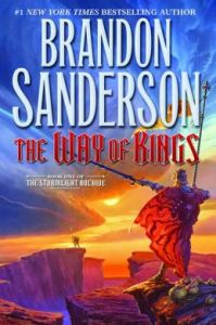 The Way of Kings Brandon Sanderson