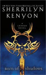 Born of Shadows (League Series #4) by Sherrilyn Kenyon