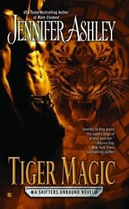 Tiger Magic (Shifters Unbound #5) by Jennifer Ashley