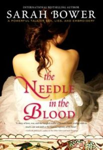 Needle in the Blood by     Sarah Bower