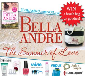 Bella Andre Blogger Widget 350 #1