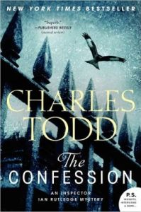 The Confession (Inspector Ian Rutledge Mysteries)  Charles Todd