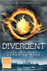 Divergent (Divergent Series #1)      by     Veronica Roth