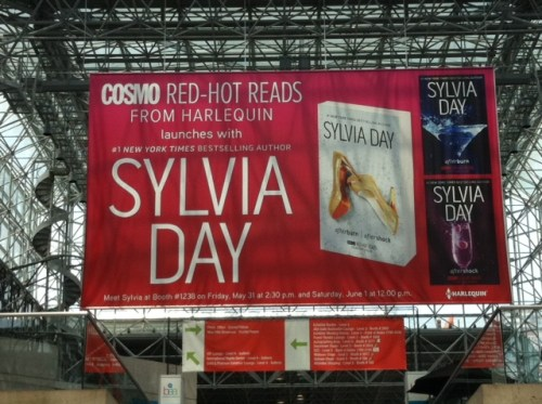 Cosmo Hot Reads Sylvia Day