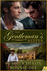 The Gentleman's Keeper by Bonnie Dee and Summer Devon