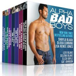 Alpha Bad Boys Lisa Renee Jones