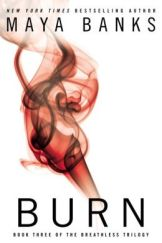 Burn by Maya Banks