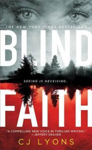 Blind Faith CJ Lyons