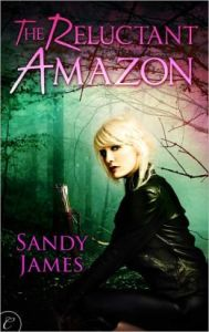Sandy James Reluctant Amazon
