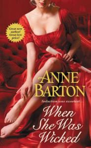 When She Was Wicked Anne Barton