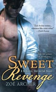 Sweet Revenge (Nemesis Unlimited Series #1) by Zoë Archer