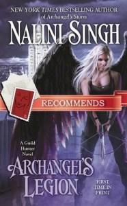 Nalini Singh Archangel's Legion