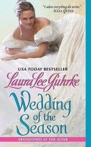 Wedding of the Season: Abandoned at the Altar Laura Lee Guhrke