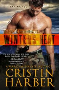 Winters Heat (Titan #1) by Cristin Harber