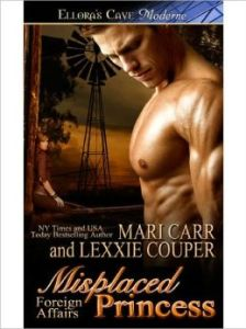 Misplaced Princess by Mari Carr, Lexxie Couper