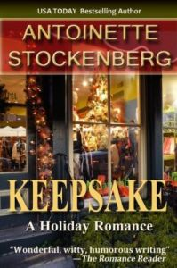 Keepsake by Antoinette Stockenberg